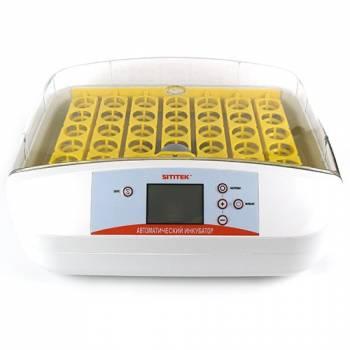 Автоматический инкубатор SITITEK 40 на 41 куриное яйцо