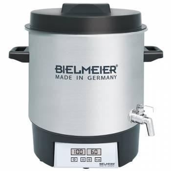 Сыроварня Bielmeier цифровая автоматическая 29 л из нержавейки (с краном)
