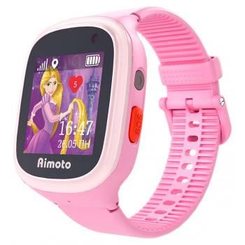 Умные часы-телефон с GPS Aimoto Disney Принцесса - Рапунцель SE