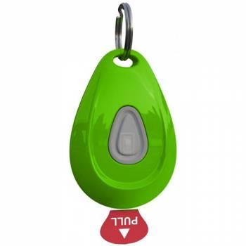 Ультразвуковой отпугиватель клещей ZeroBugs (зеленый)